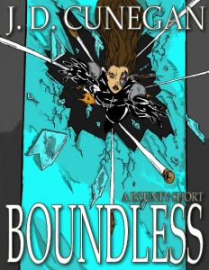 Boundless cover for Twitter