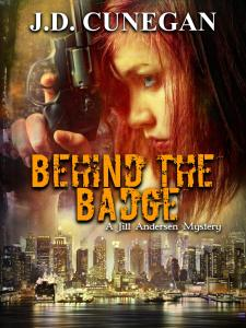 Behind the Badge ebook cover