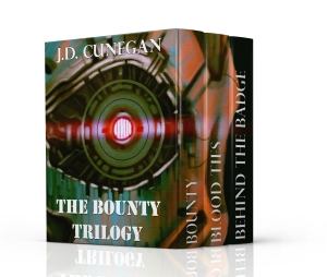Bounty trilogy cover
